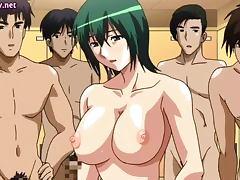 Anime, Anime, Boobs, Hentai, Slut, Sperm