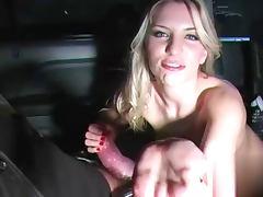 Adultery, Adultery, Car, Cuckold, Femdom, Masturbation