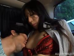 MILF Fucked With Sex Toys And A Stranger's Hard Cock