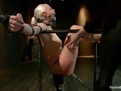 Lorelei Lee gets hooked and then arched