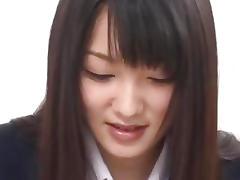 Nana Usami Gets Creampied In Her School Uniform