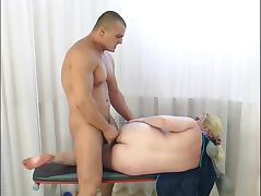 assfucking with russian mature 8