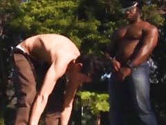 Hardcore Gay Sex With Beefy Muscle