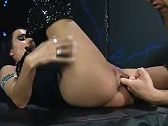 Sidney Black Twat Pumping and Fucking