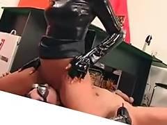 rubber goddess