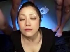 Bukkake, Big Tits, Bukkake