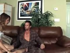 Dad, Blowjob, Punishment, Spanking, Dad, Daddy