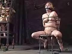 Tied Up, BDSM, Tied Up, Hogtied