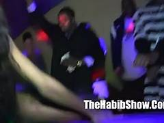 lil scrappy at harlem Knights Disrobe club