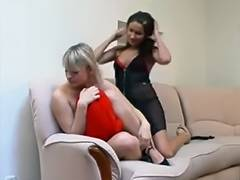 Russian Lesbo two