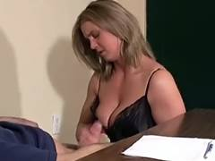 Hand job sexy compilation filled with jizz shots