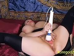 Kore Domina squirts for u Full HD video