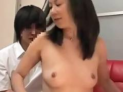 Japanese Mother Temptation three