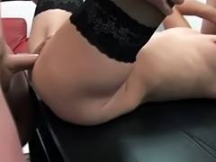 three Anal Harlots