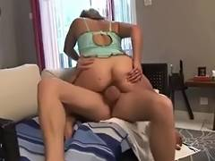 Mama seduces son's ally porn video