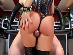 free Latex tube videos