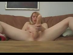 lonly girl masturbating