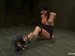 All, BDSM, Bondage, Brunette