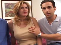 Mommy, Amateur, Anal, Money, Double Penetration, Mommy