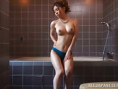 Bath, Adorable, Amateur, Asian, Ass, Bath