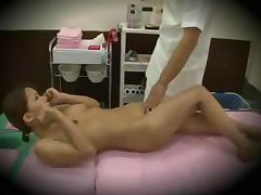 Spycam Reluctant Girl Massage Sex 2