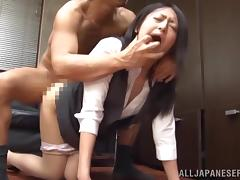 Boss, Amateur, Asian, Boss, Couple, Doggystyle