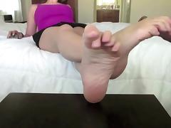 Toe Clamping on a Table