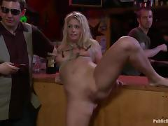 Bar, Bar, Blonde, Domination