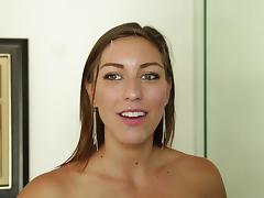 All, Babe, Blowjob, Brunette, Cumshot, Cute