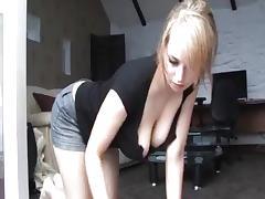 Teen Big Tits, Big Tits, Blonde, Boobs, Posing, Softcore
