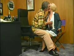Secretary part 1 porn video