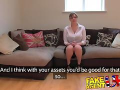 Audition, Amateur, Audition, Big Tits, Boobs, British