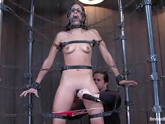 Chained, BDSM, Bondage, Fetish, Chained, Hogtied