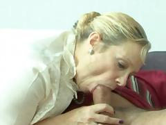 Various Matures & Grannies get fucked! porn video