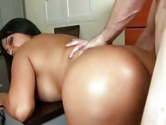 Colombiana secretary sexy ass ohh yeahh - porn video
