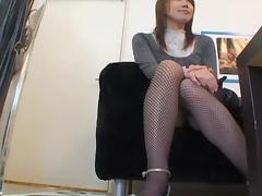 Spy video with japanese lesbians who like the taste of pussy porn video