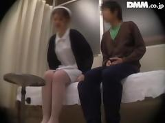Playful chavette enjoys some hardcore Japanese fucking