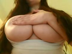 Webcam big boobs