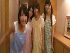Japanese, Asian, Group, Japanese, Orgy, Teen