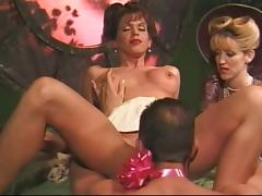 British MILF Nici Stirling gets fucked
