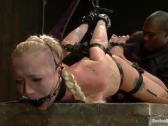 Bondage, BDSM, Bitch, Blonde, Bondage, Fetish