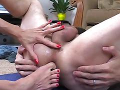 Toes, Ass, Femdom, Toes