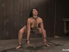 Chained Video Sex Tube
