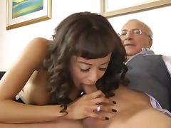 Black Old and Young, 18 19 Teens, Amateur, Black, Blowjob, College