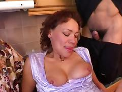 Saggy Tits, Boobs, Mature, Mom, Russian, Saggy Tits