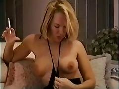 Cigarette, Amateur, Masturbation, Smoking, Tease, Cigarette