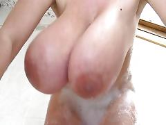 Bathroom, Bath, Bathing, Bathroom, Big Tits, Boobs