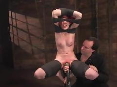 Redhead Megan Murray gets humiliated and toyed