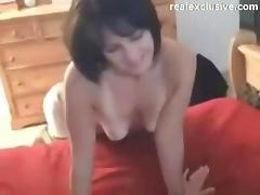 Housewife Barbara enjoys a big black cock