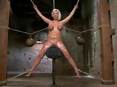 All, BDSM, Blonde, Bondage, Bound, Horny